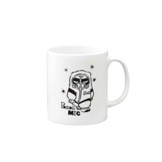 パンダミック Mugs