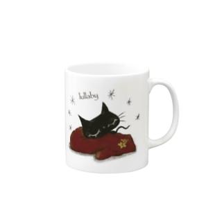 lullaby〜夢みる仔猫 Mug