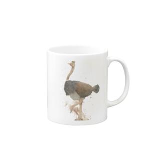 キング・オブ・ダチョウクラブ Mugs