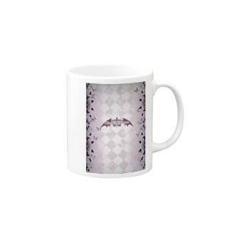 Cherish ロゴ Mugs