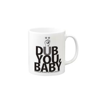 DUB YOU,BABY マグカップ