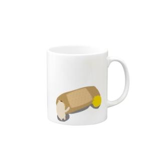 ばんそうこう。 Mugs