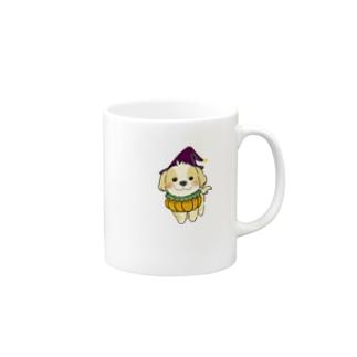 マルプーちゃん ハロウィーンスタイル! Mug