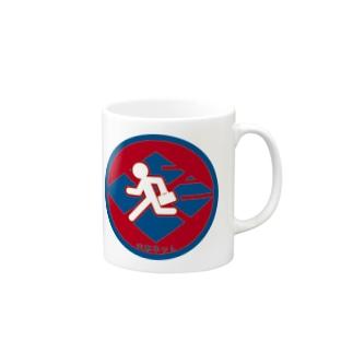 パ紋No.3029 日本ネット Mugs