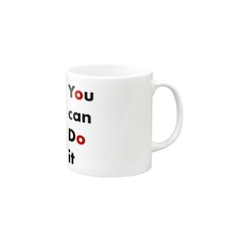 You can Do it Mugs