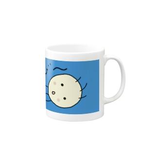 たびクラゲ Mugs