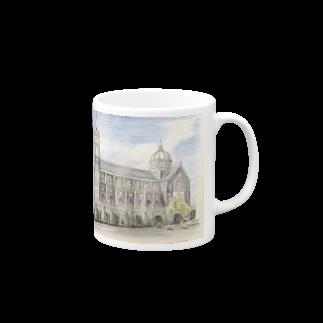CHAIR LABOのベトナムの教会 Mugs