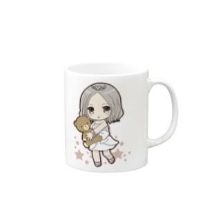 んまアバター♡ マグカップ