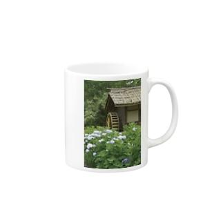 日本の原風景 Mugs