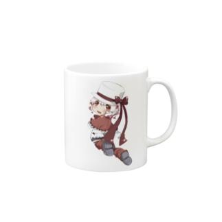 白野おぷち Mugs