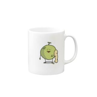 Angry Melon Mugs