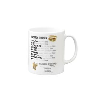 グーフィーメニューシリーズ Mug