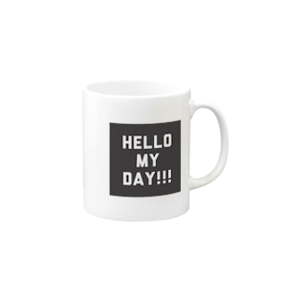 HELLO MY DAY!!! Mugs