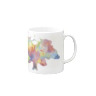 虹蝶 Mugs
