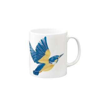 カワセミ Mugs