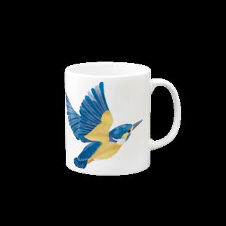 ヒフミ ヨイのカワセミ Mugs