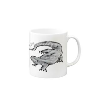 墨ンナモニターグッズ。 Mugs