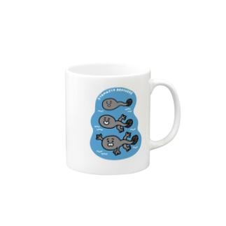 おたまじゃブラザーズ Mugs
