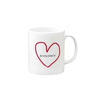 arrhythmiaシリーズ Mugs