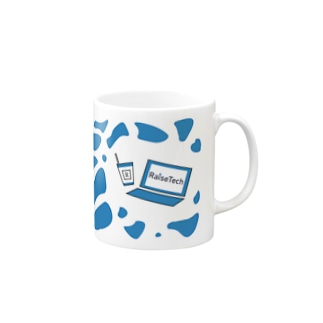 RaiseTech公式のマグカップ1 Mug