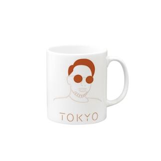 Hiroko💐のナイスガイインTOKYO Mug