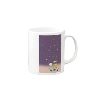 蒲公英 Mugs