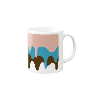 アイス Mugs