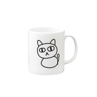 ねこだるまシリーズ Mugs