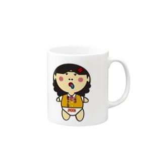 OL赤ちゃん Mugs