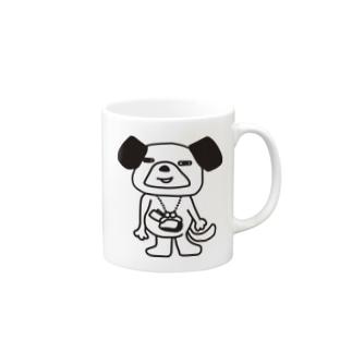 銭犬 Mugs