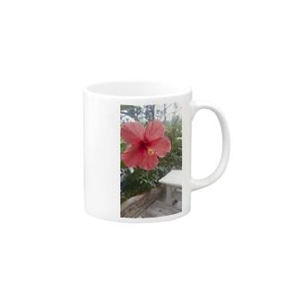 いつも沖縄気分に Mugs