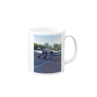 俺のクラウチングスタート Mugs