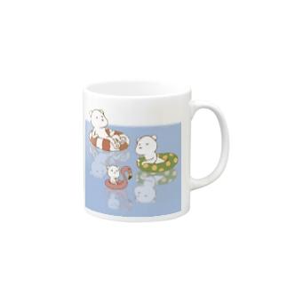 シロクマ マグカップ