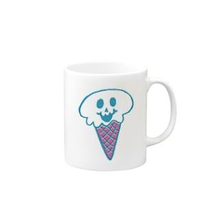 DOKURO ICE CREAM Mugs
