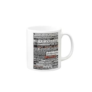 HOT DRINK BAR(bk) Mugs