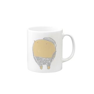 ひなたのしずくのひなずくマグカップ Mugs