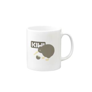 @miのKIWI&KIWI Mug