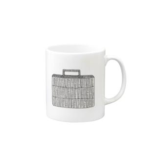 かごトランク Mugs