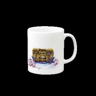 sioriの記憶の宝箱 マグカップ