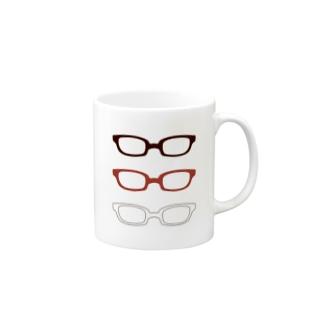 眼鏡 Mugs