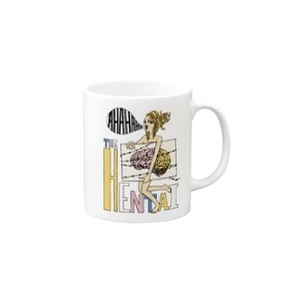 THE HENTAI マグカップ