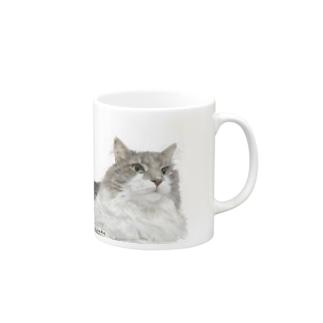 ジルちゃん Mugs