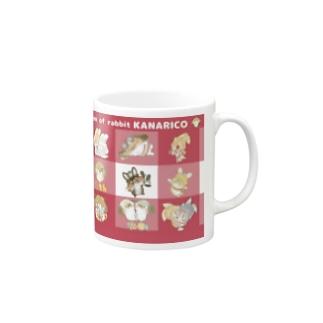 kanarico1周年マグカップ マグカップ