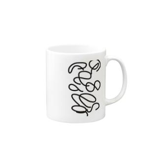 &が書けない Mugs