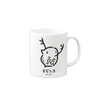 ミジンコ Mugs