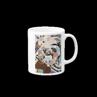 放蕩娘の売店のハラキリガール(Harakiri Girl) Mugs