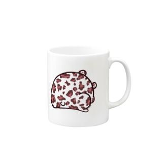 はむけつピンク Mugs