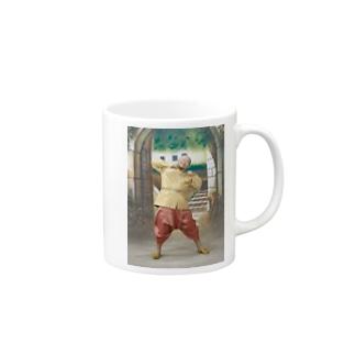 カンボジア2-2 Mugs