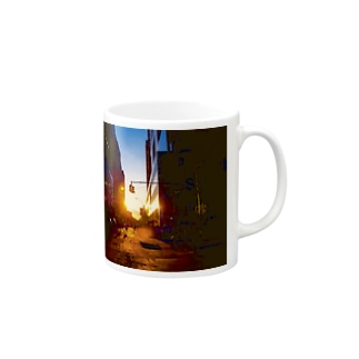 NYC, Art on the Town Mugs