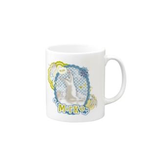 ミルコ(マグカップ) マグカップ